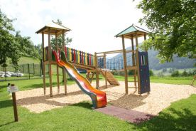 our outdoor adventure playground