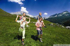 Familienurlaub in Salzburg