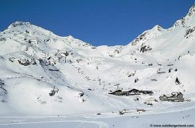 Ski-region Obertauern - Salzburg