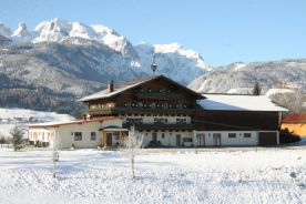 Hotel Zehenthof at wintertime