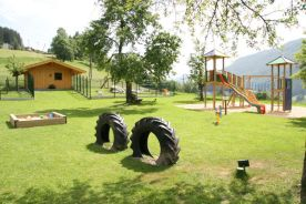 large outdoor adventure playground