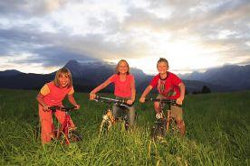 cycling in Salzburg region