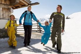 ski holidays with your family