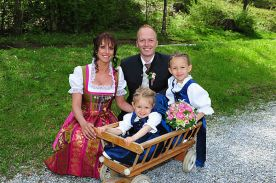 Family Hans and Patricia Schwaighofer