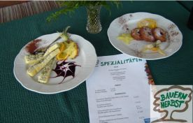 autumn harvest specialities of the Zehenthof