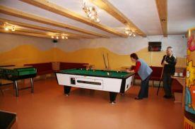 teens recreation room